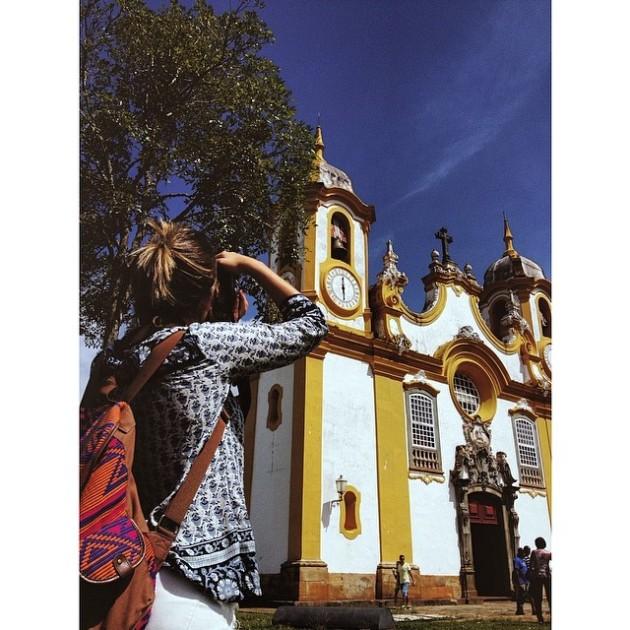 Igreja Matriz, Tiradentes, MG.